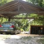 Jak zbudować wiatę garażową?